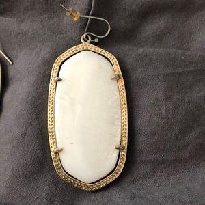 Kendra Scott Jewelry - Kendra Scott Danielle Earrings in Ivory